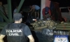 Policia Civil 1200 Kg de maconha, fuzil e munições em uma transportadora