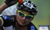 Ciclista paranaense que já ganhou vários títulos importantes para o Brasil decidiu seguir a carreira de policial civil