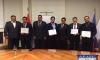 POLICIAIS CIVIS DE FOZ SÃO HOMENAGEADOS PELO GOVERNO DO PARAGUAI