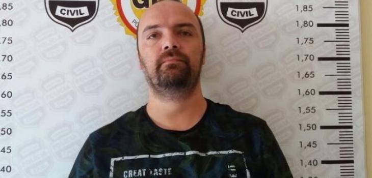 POLICIA CIVIL CUMPRE MANDADO DE PRISÃO NA AV. COSTA E SILVA