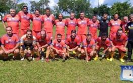 NANDI/AFAPC/PORTO MEIRA venceu o APARECIDINHA por 1X0 no Estádio Gustavão